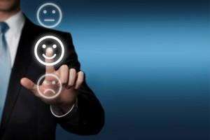 touchscreen - Umfrage , gute Bewertung