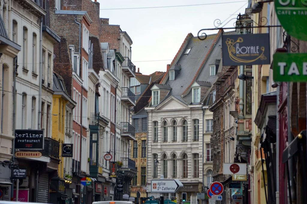 rue royale - esquermoise
