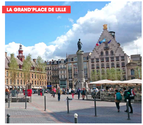 grand'place lille