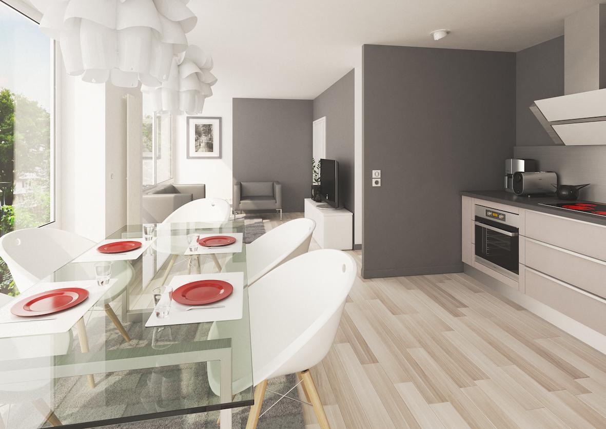 lille quai du wault investissez en pinel optimis au d ficit foncier selfimo. Black Bedroom Furniture Sets. Home Design Ideas