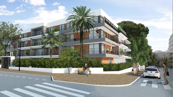 Cannes proche Croisette : investissez en déficit foncier au prix de L'ancien