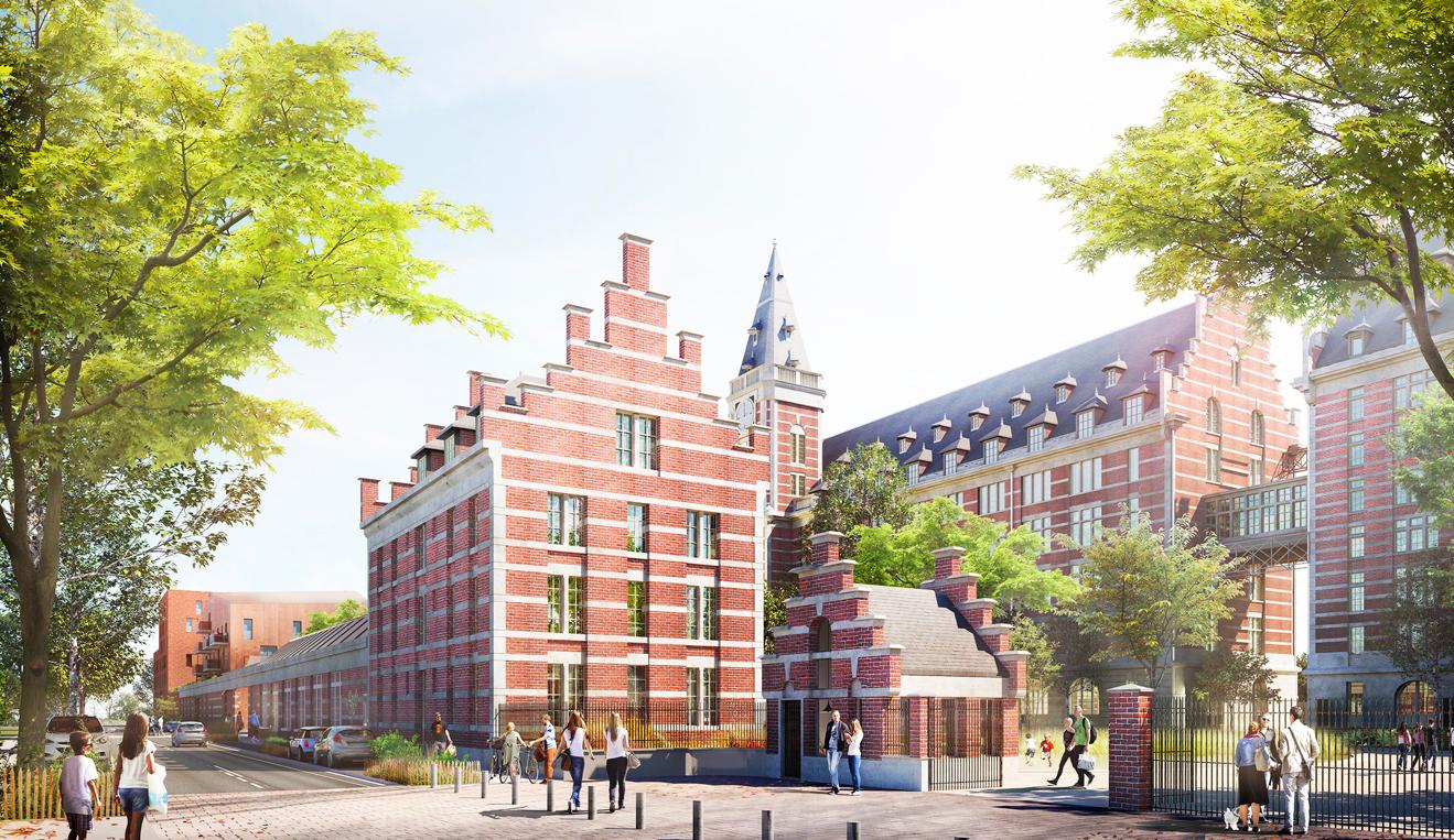 Investissez en Monuments Historiques à 4km de Lille