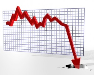 La chute des taux d'emprunt immobilier