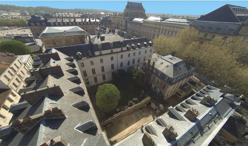 Versailles : défiscalisation Malraux sur un emplacement royal