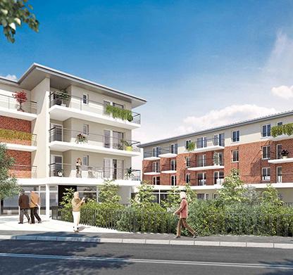 Investissez en métropole lilloise, location meublée en résidence sénior