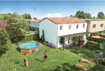 Votre maison en loi Pinel sous le soleil de Provence