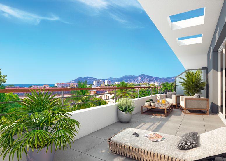 Investissez à Cannes, dans une résidence intimiste, en ville et à deux pas de la mer !