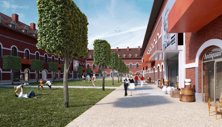 La caserne Saint-Vincent de Valenciennes va se transformer en véritable lieu de vie !